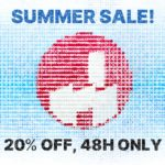 Summer Sale! 20% off!