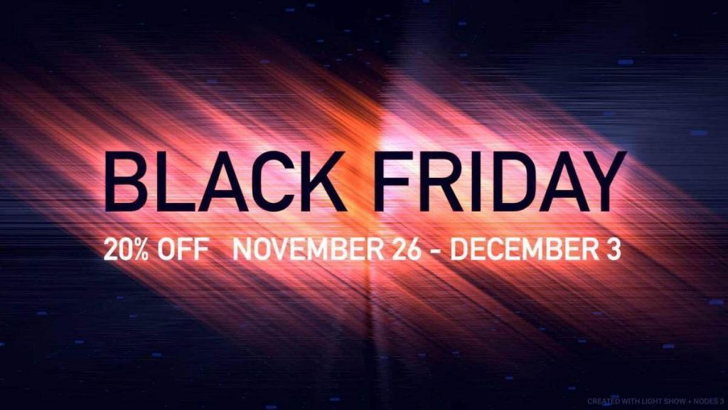 sale friday cut pro final black