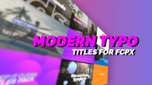 Modern Typo